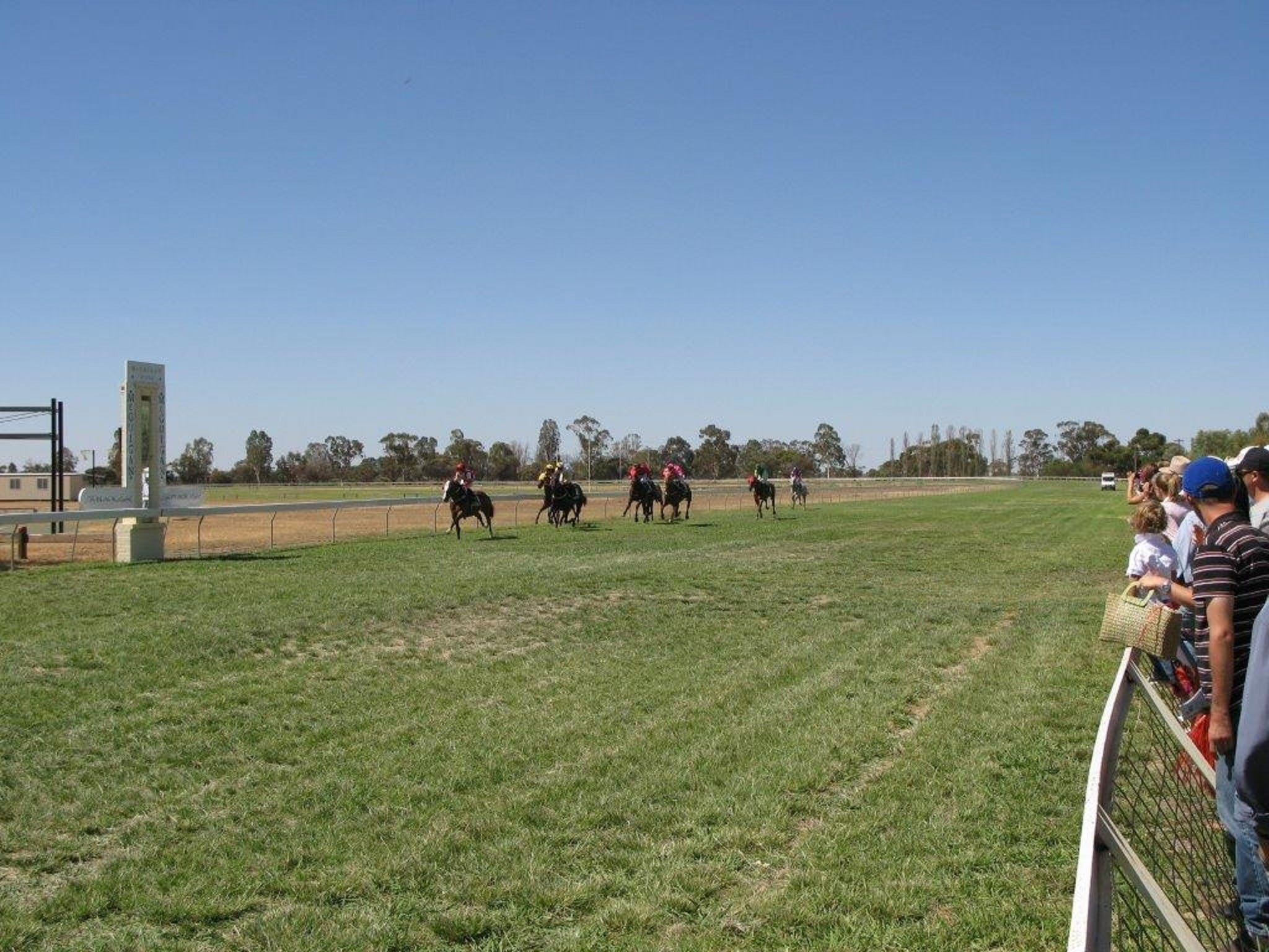 Balranald Races -Derby Day - Pubs and Clubs