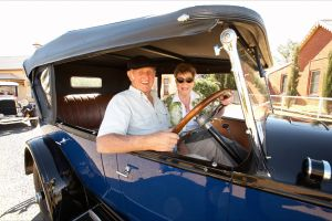 Corowa Historic Vehicle and Machinery Club Spring Fun Weekend - Pubs and Clubs