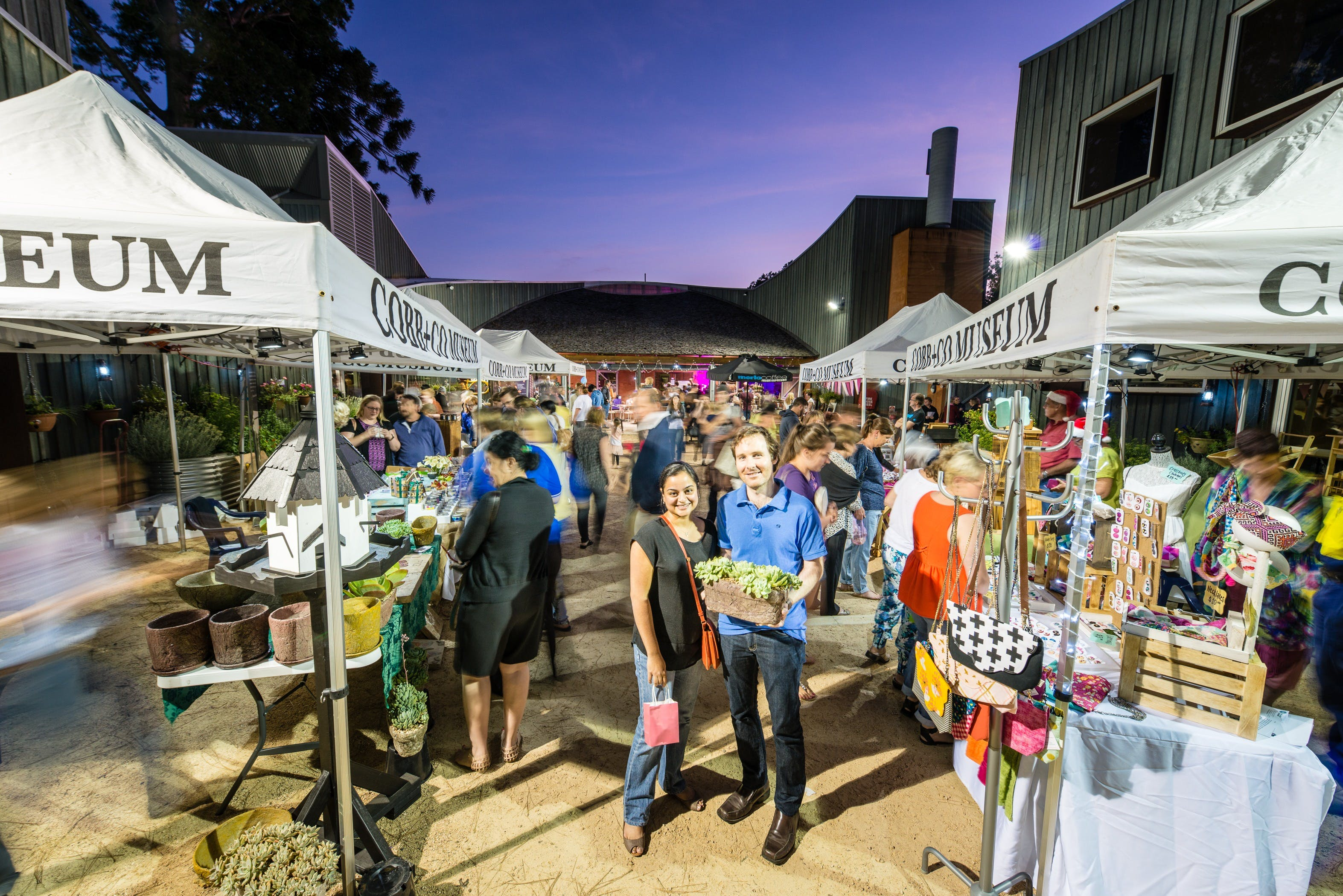 Hand Made Under the Stars - Twilight Market - Pubs and Clubs