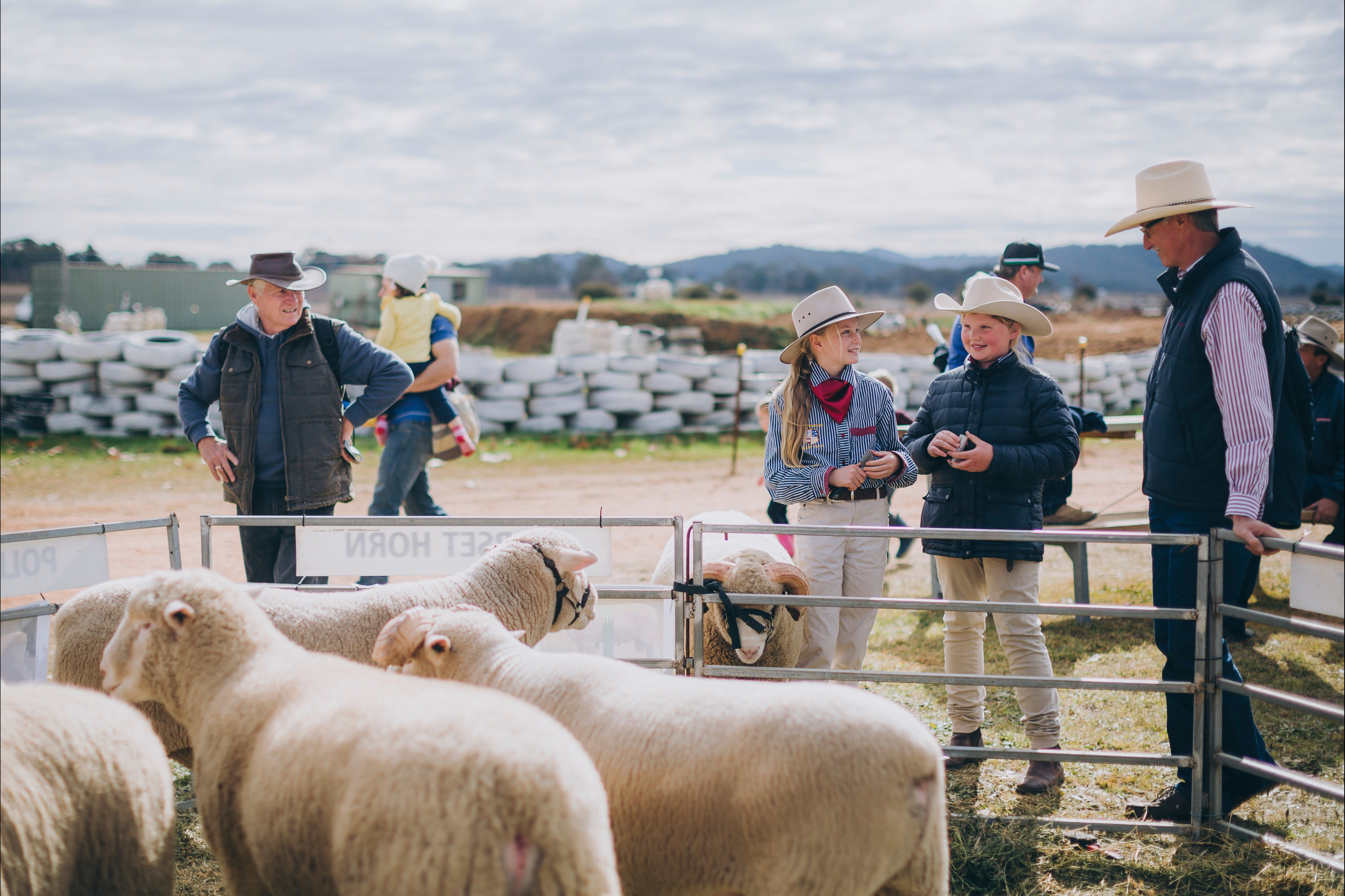 Mudgee Small Farm Field Days - Pubs and Clubs