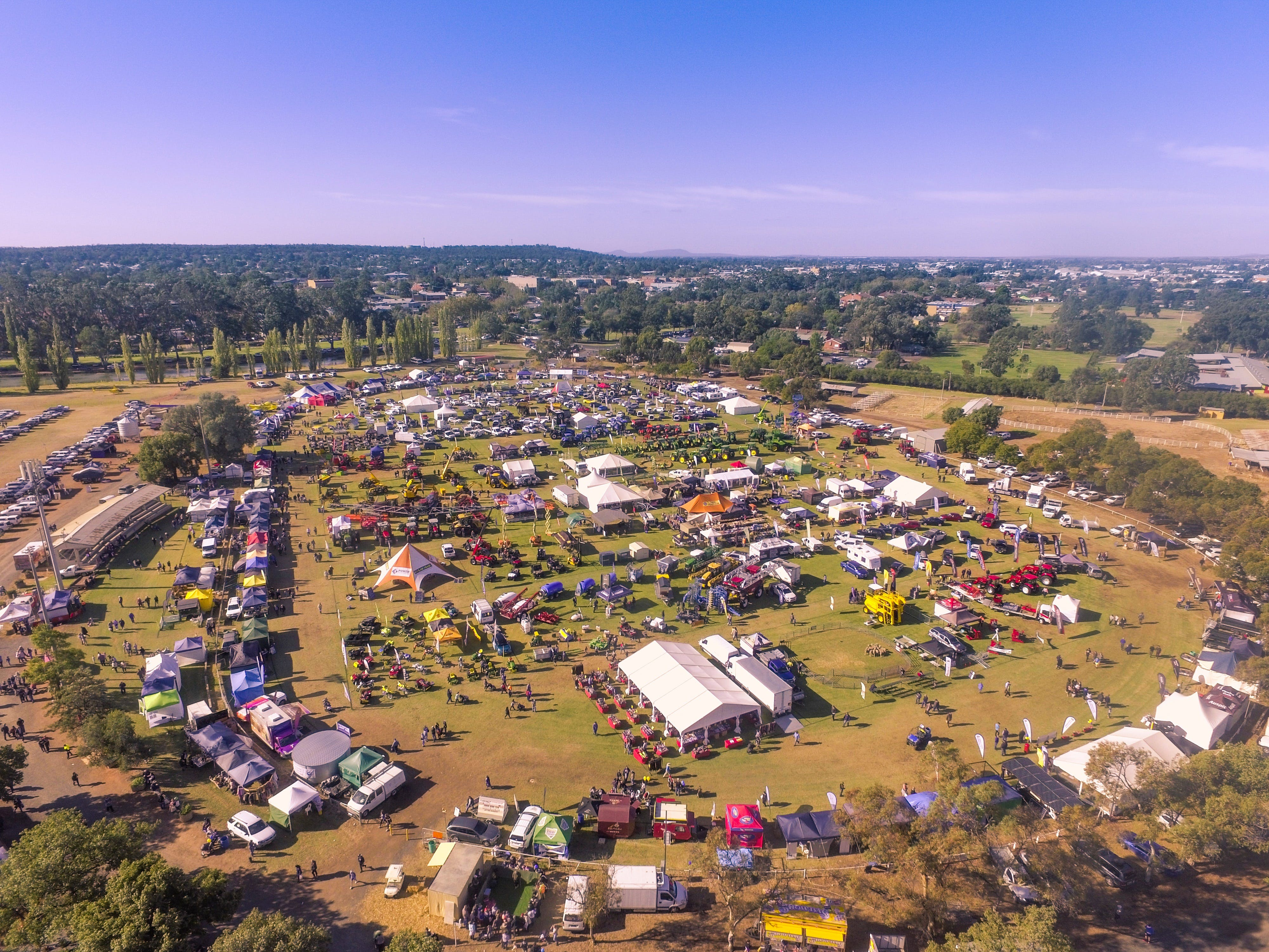 Riverina Field Days - Pubs and Clubs