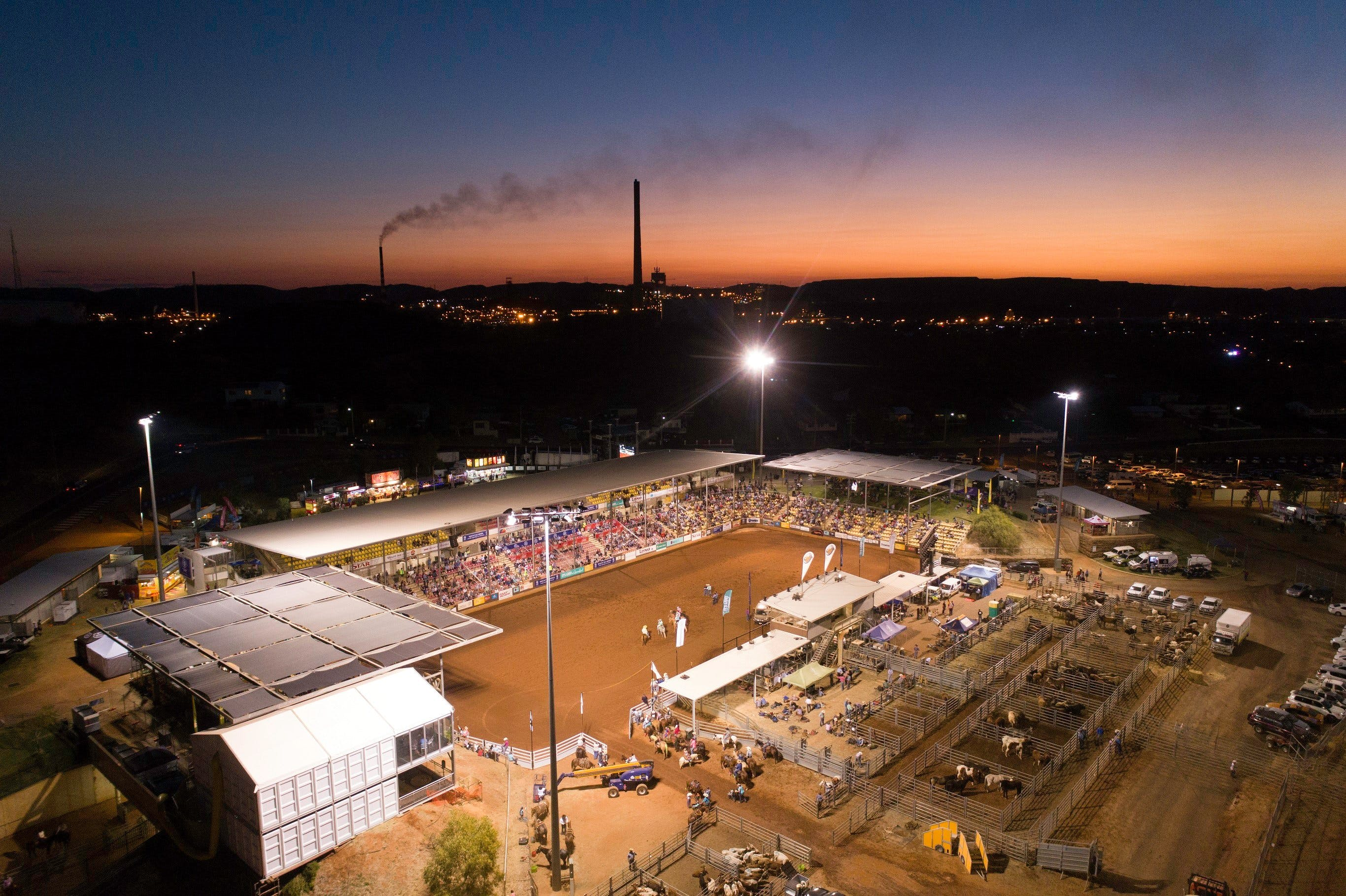 The 2020 Virtual Mount Isa Mines Rodeo - Pubs and Clubs