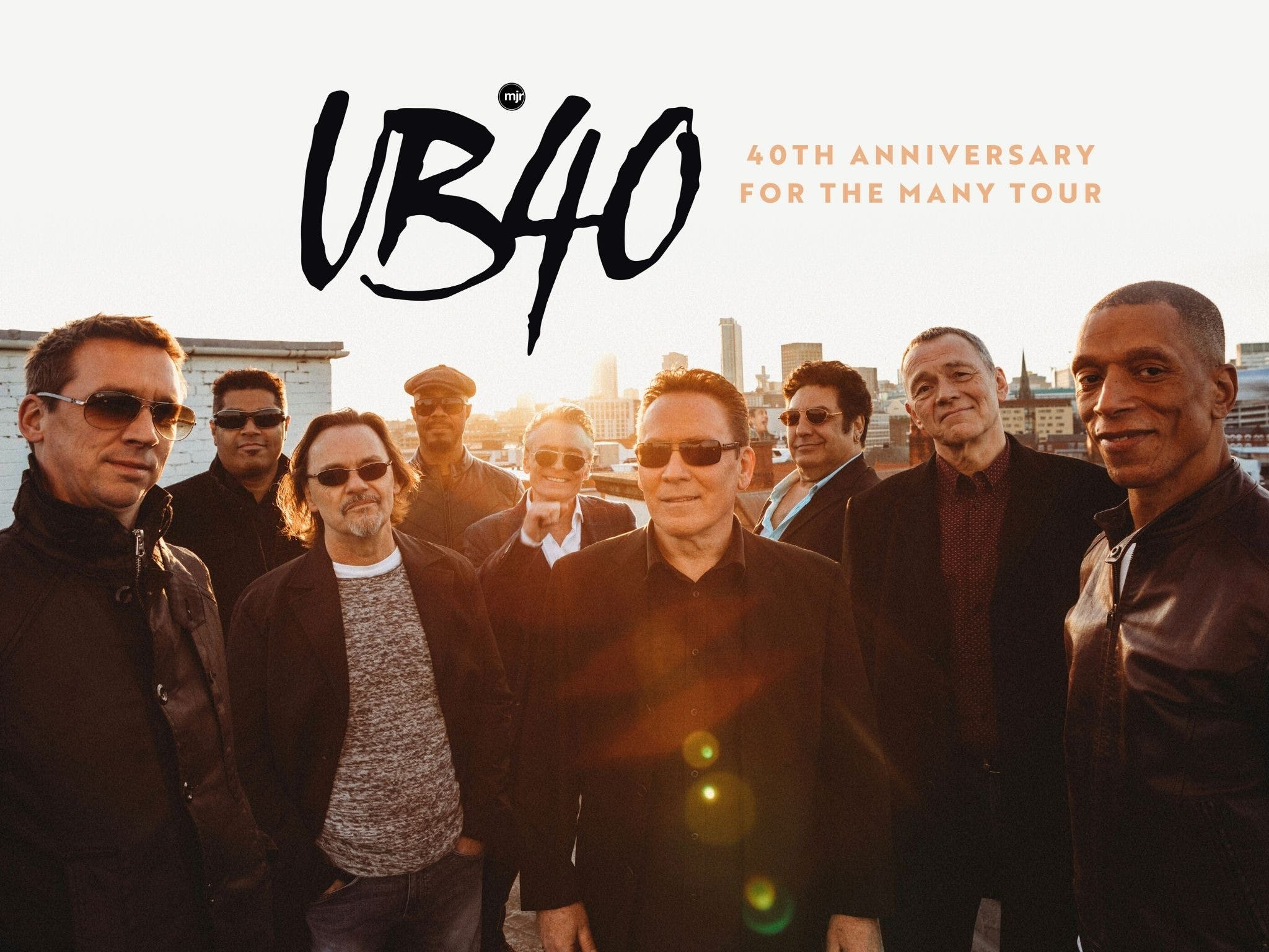 UB40 40th Anniversary Tour - Pubs and Clubs