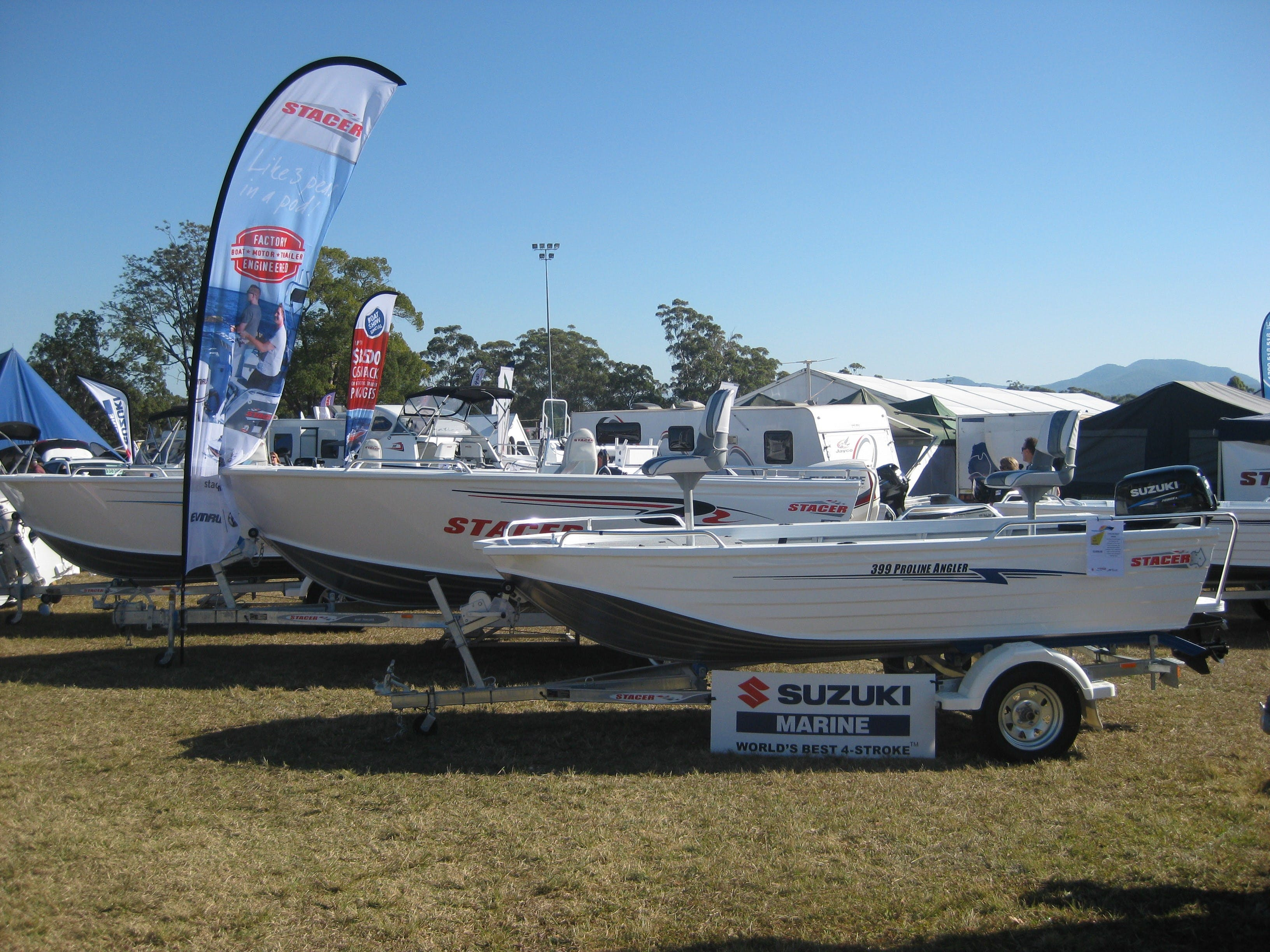Mid North Coast Caravan Camping 4WD Fish and Boat Show - Pubs and Clubs