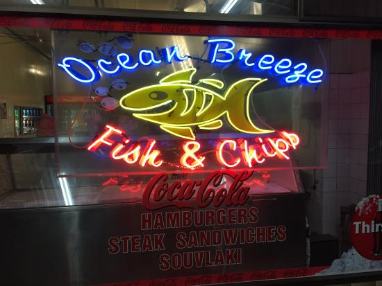 Ocean Breeze Fish  Chips - Pubs and Clubs