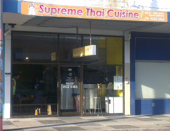 Supreme Thai - Pubs and Clubs