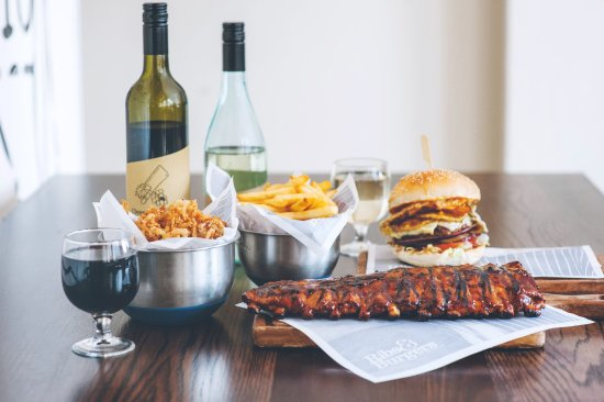 Ribs  Burgers - Pubs and Clubs