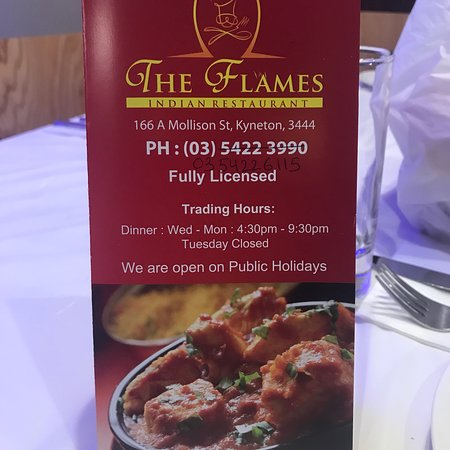 The Flames - Pubs and Clubs