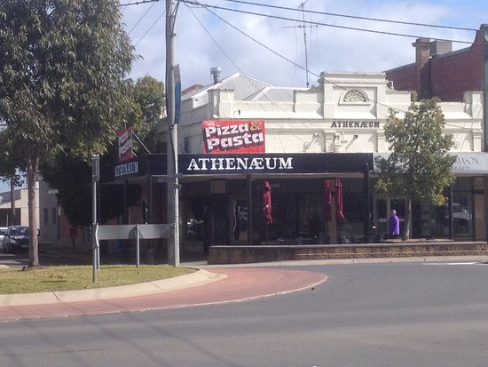 Athenaeum - Pubs and Clubs