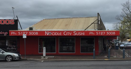 Noodle City  Sushi - Pubs and Clubs