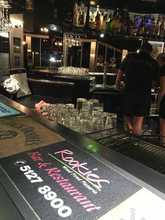 Rookies Pizzeria Bar  Grill - Pubs and Clubs
