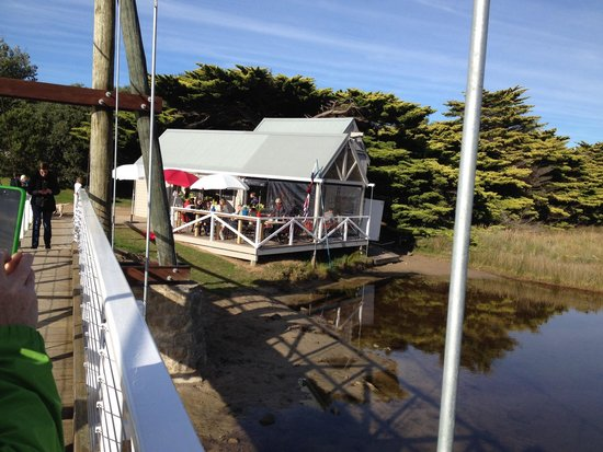 Swing Bridge Cafe - Pubs and Clubs