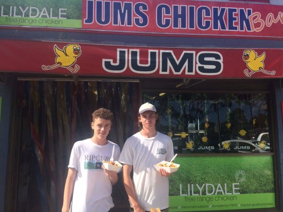 Jums Bbq Chickens - Pubs and Clubs