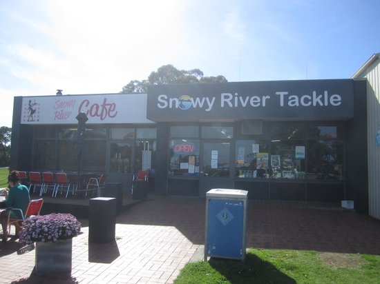 Snowy River Cafe - Pubs and Clubs