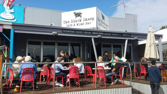 The Black Sheep - Pubs and Clubs
