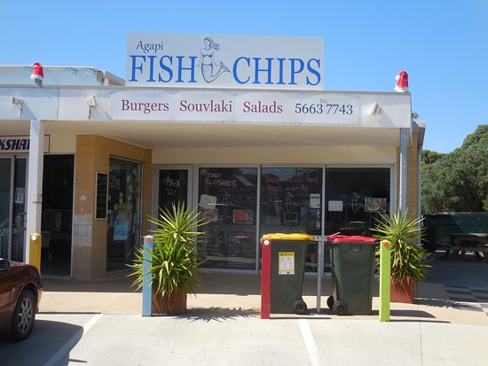 Agapi Fish  Chips - Pubs and Clubs