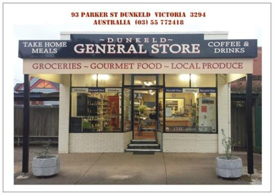 Dunkeld General Store - Pubs and Clubs
