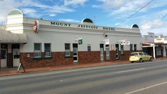 Mount Jeffcott Hotel - Pubs and Clubs