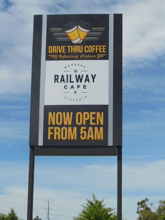 Railway Cafe - Pubs and Clubs