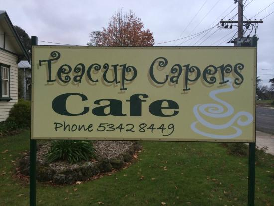 Teacup Capers - Pubs and Clubs