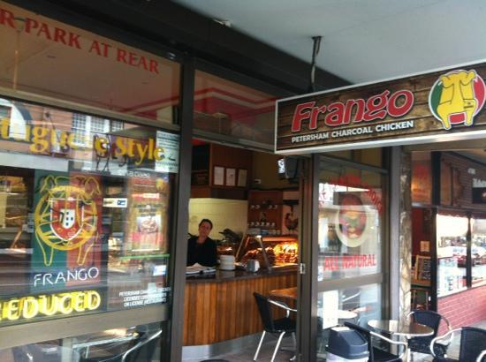 Frango Charcoal Chicken - Pubs and Clubs