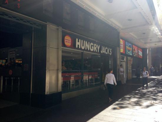 Hungry Jack's - Pubs and Clubs