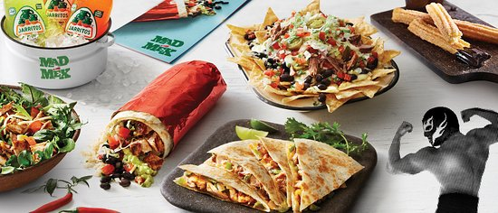 Mad Mex Fresh Mexican Grill - Pubs and Clubs