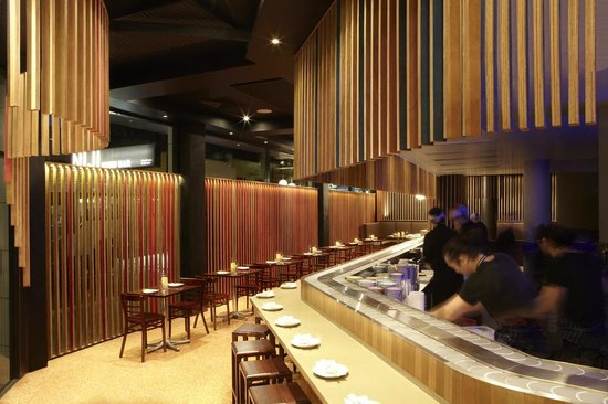 Niji Sushi Bar - Pubs and Clubs