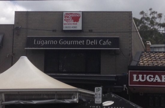 Lugarno Deli Cafe - Pubs and Clubs