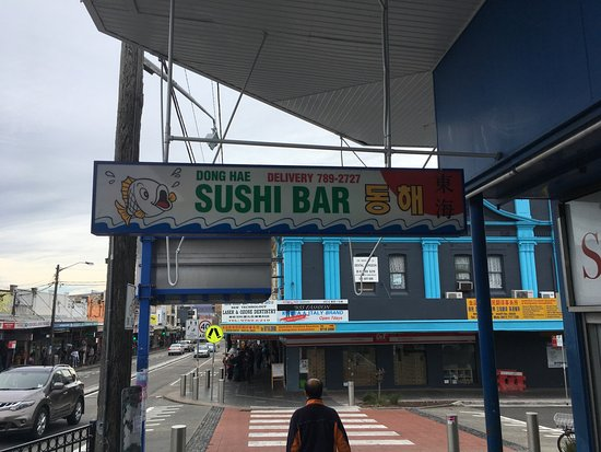 Dong Hae Sushi Bar - Pubs and Clubs