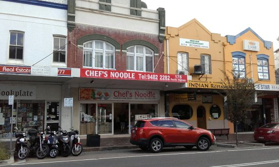 Chef's noodle - Pubs and Clubs