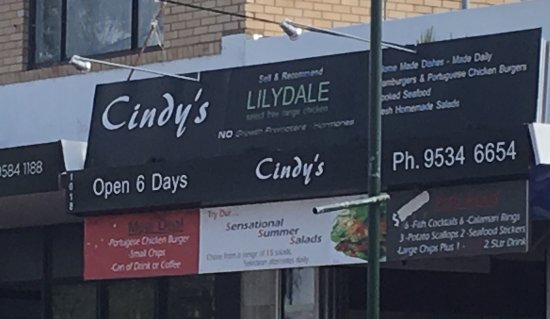 Cindy's Chickens - Pubs and Clubs