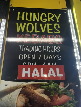 Hungry Wolves Kebabs - Pubs and Clubs