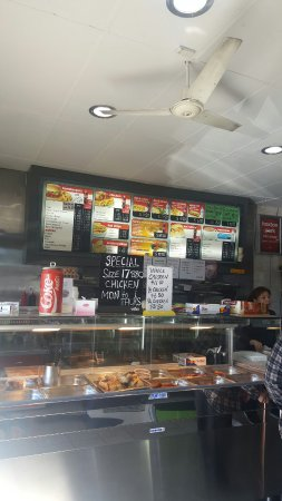 Hoxton Park Hot Food Bar
