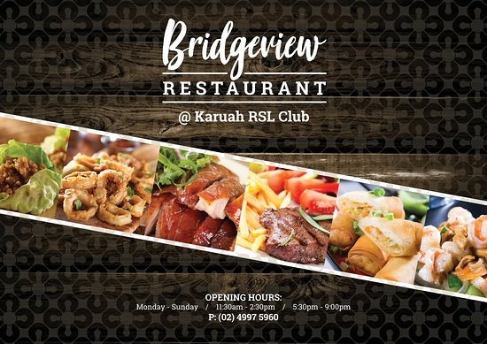 Bridgeview Restaurant - Pubs and Clubs