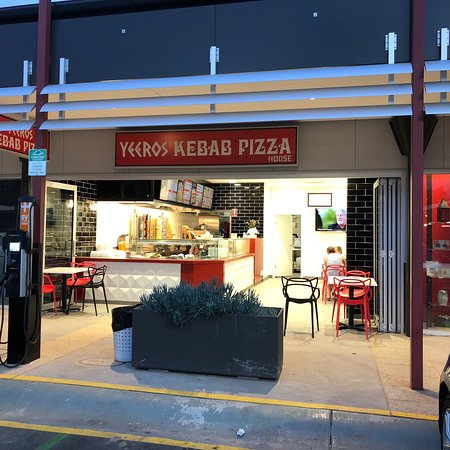 Yeeros Kebab Pizza - Pubs and Clubs