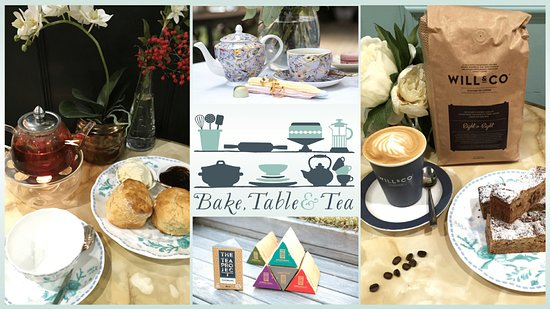 Bake Table  Tea - Pubs and Clubs