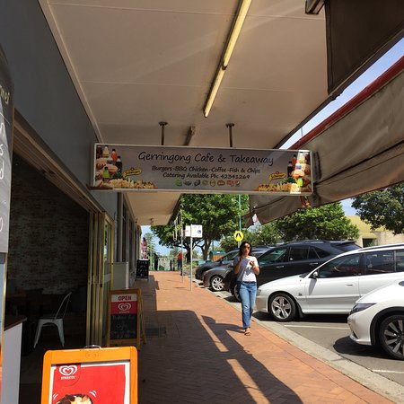 Gerringong Cafe  Take away