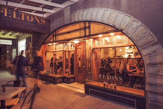 Eltons Eating  Drinking - Pubs and Clubs