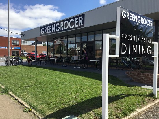 Greengrocer Cafe - Pubs and Clubs