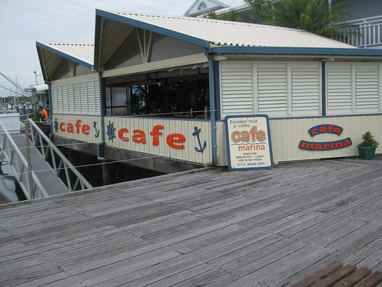 Yamba Cafe' Marina - Pubs and Clubs
