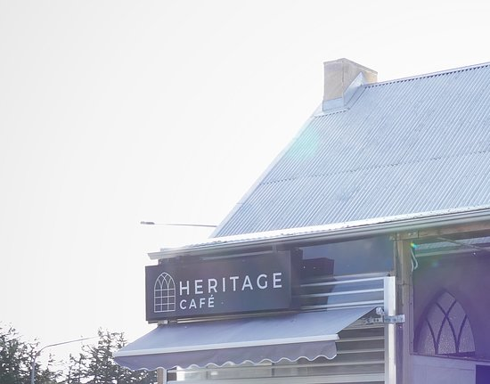 Heritage Cafe - Pubs and Clubs