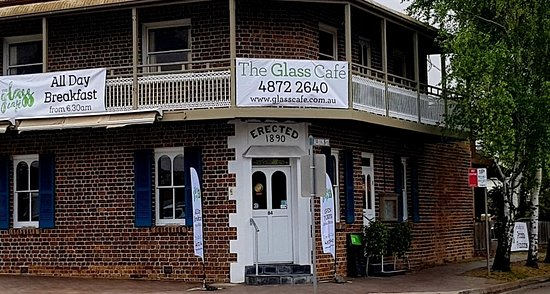 The Glass Cafe - Pubs and Clubs