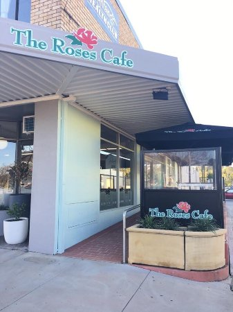 The Roses Cafe - Pubs and Clubs