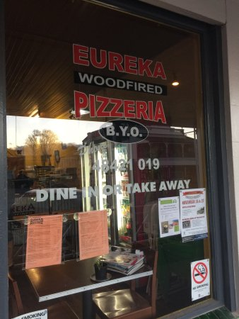 Eureka Pizzeria - Pubs and Clubs