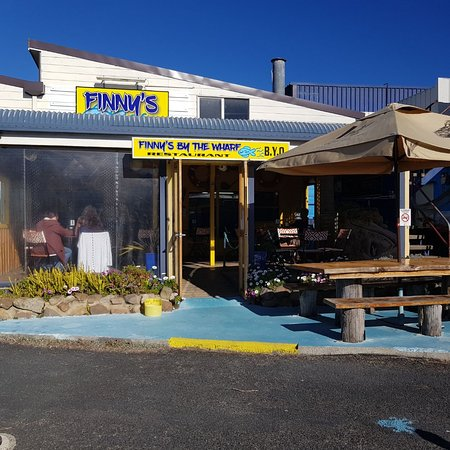 Finny's By The Wharf
