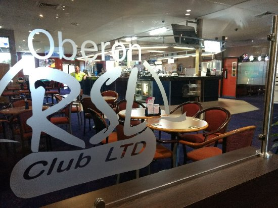 Oberon Rsl Club - Pubs and Clubs