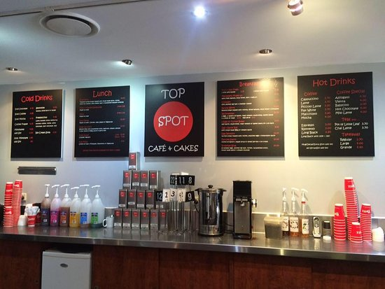 Top Spot Cafe - Pubs and Clubs