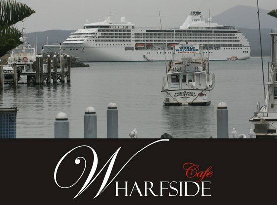 Wharfside Cafe - Pubs and Clubs