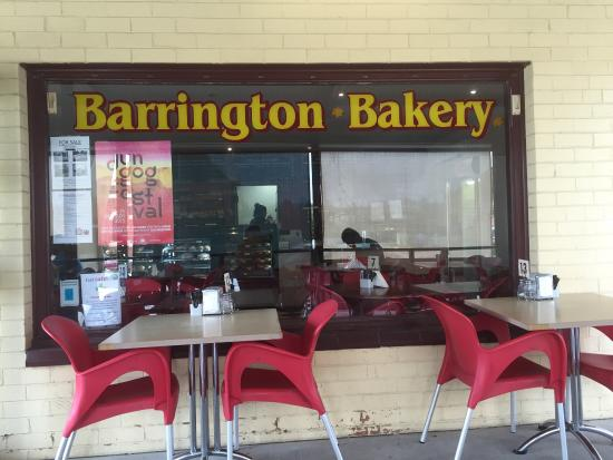 Barrington Bakery - Pubs and Clubs